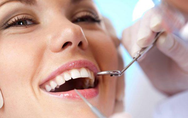 Консультация стоматолога.
